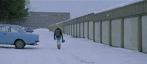 "Una de vampiros: ""Déjame Entrar"" (""Låt den rätte komma in"", Tomas Alfredson, 2008)"