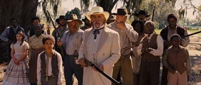 "Don Johnson en ""Django Desencadenado"" (""Django Unchained"", 2012)"