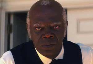 "Samuel L. Jackson en ""Django Desencadenado"" (""Django Unchained"", 2012)"