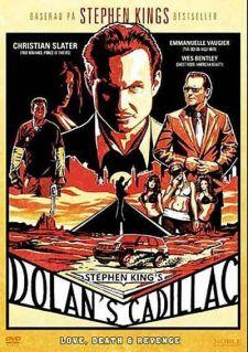 """Cartel de """"El Cadillac de Dolan"""" (""""Dolan's Cadillac"""", 2009)"""