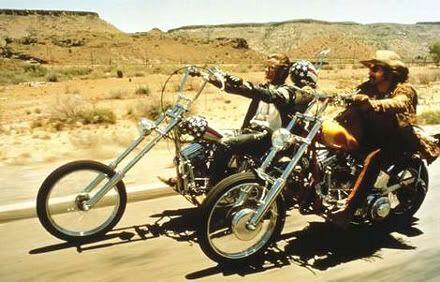 Película sobradamente conocida. Easy Rider.