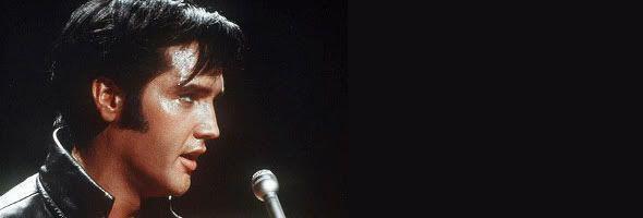 Elvis Presley, el rey del rock'n'roll