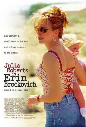 Cartel original de Erin Brockovich (2000)