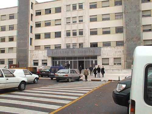 Famoso Aparcamiento de la Facultad  de Ciencias de Valladolid