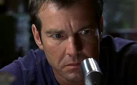 "Dennis Quaid en ""Frequency"" (2000)"