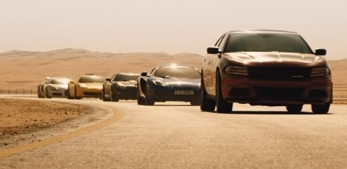 "Dodge Charger 2015 en ""Furious 7"" (2015)"
