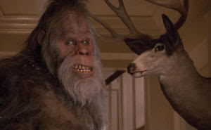 "Big Foot y los Henderson (""Harry and the Hendersons"", 1987)"