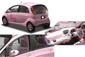 ¡¡ Coche Hello Kitty !!