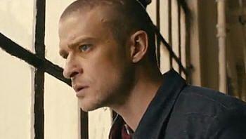 """Justin Timberlake en """"In Time"""" (2011)"""