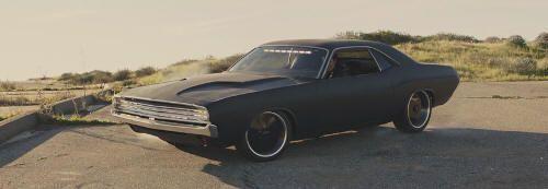 """Dodge Challenger de 1971 en """"In Time"""" (2011)"""