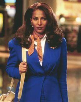 """Pam Grier en """"Jackie Brown"""" (1997)"""