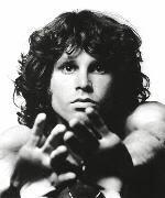 """Otra samosa instantánea de la """"sesión del león"""" de Jim Morrison"""
