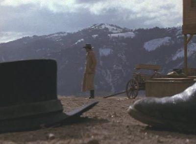 """Lugar de rodaje de """"El Jinete Pálido"""" (""""Pale Rider"""", 1985)"""