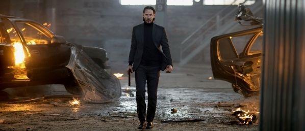"""Keanu Reeves es """"John Wick"""" (2014)"""