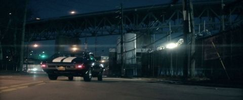 """Chevrolet Chevelle en """"John Wick"""" (2014)"""