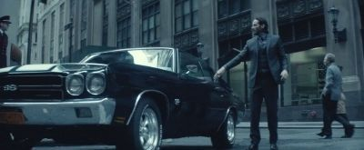 """Chevy Chevelle en """"John Wick"""" (2014)"""