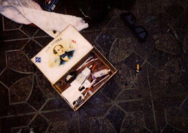 Nueva foto suicidio Kurt Cobain
