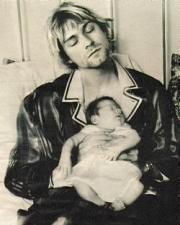 Kurt y su hija Frances