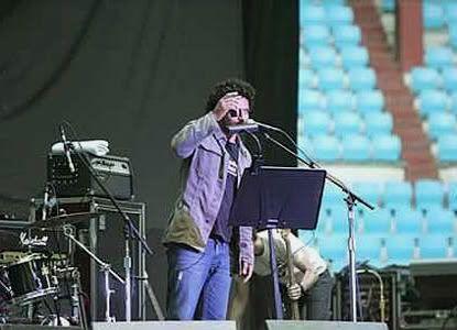 Robi Draco. Lenny Kravitz en León (16 de junio de 2005)