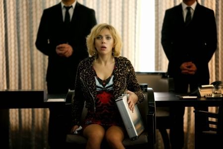 """""""Lucy"""" (Luc Besson, 2014)"""