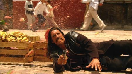 """Danny Trejo en """"El Mexicano"""" (""""Once Upon a Time in Mexico"""", 2003)"""