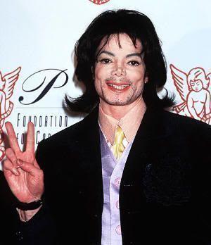 Michael Jackson en el año 2000