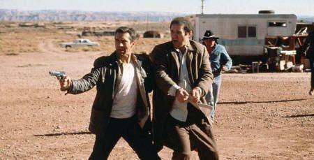"""De Niro y Grodin. """"Huida a Medianoche"""" (""""Midnight Run"""", 1988)"""