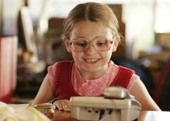 "Abigail Breslin en ""Pequeña Miss Sunshine"" (""Little Miss Sunshine"", 2006)"