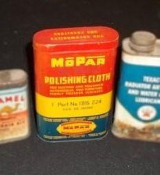 Antiguos productos MOPAR