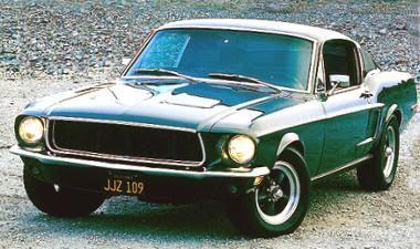 Mustang de Bullitt