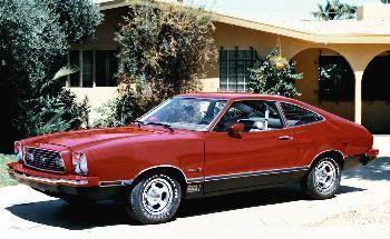 Mustang modelo 1974 (buen año... :) )