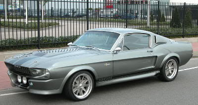 Mustang Eleanor (Shelby GT500 de 1967)