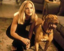 """Maria Bello en """"Payback""""(1999)"""