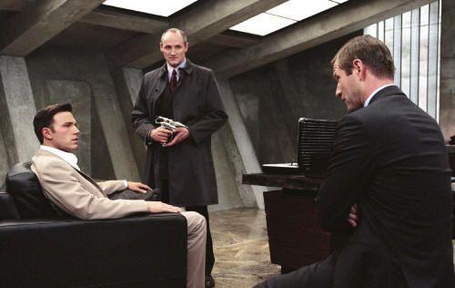 "Ben Affleck en ""Paycheck"" (2003)"