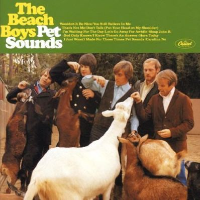 "Beach Boys ""Pet Sounds"""