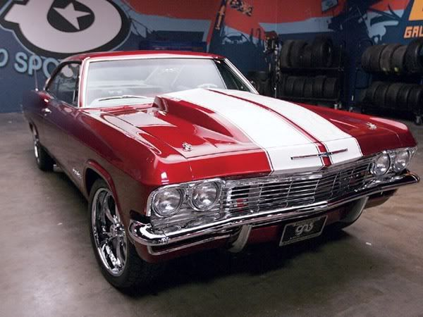 """Chevrolet Impala del '65 en """"Pimp My Ride"""""""