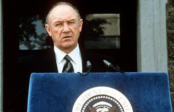 "Gene Hackman en ""Poder Absoluto"" (""Absolute Power"", 1997)."