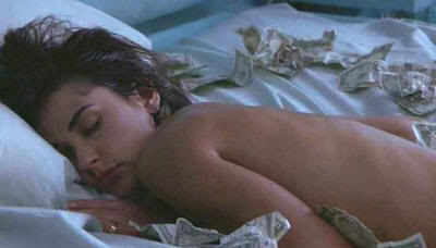 "Demi Moore en ""Una Proposición Indecente"" (""Indecent Proposal"", 1993)"