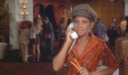 """Las gamberradas de Judy. Barbra Streisand en """"¿Qué Me Pasa, Doctor?"""" (""""What's Up, Doc?"""", 1972)"""