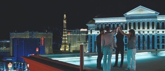 """Comienza la juerga. """"Resacón en Las Vegas"""" (""""The Hangover"""", 2009)"""