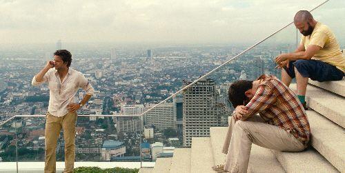 "Terraza del Hotel Lebua. ""Resacón 2 ¡Ahora en Tailandia!"" (""The Hangover Part II"", 2011)"