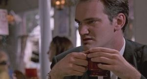 """Quentin Tarantino en """"Reservoir Dogs"""" (1992)"""