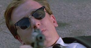 "Tim Roth en ""Reservoir Dogs"" (Quentin Tarantino, 1992)"