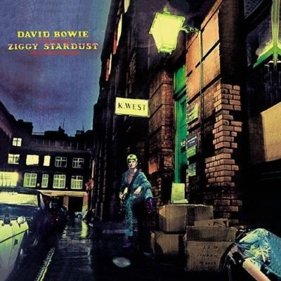 """David Bowie """"The Rise and Fall of Ziggy Stardust and the Spiders from Mars"""""""
