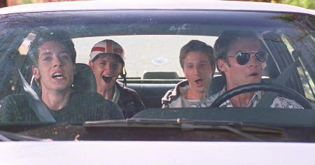 """""""Road Trip. Viaje de Pirados"""" (""""Road Trip"""", 2000)"""