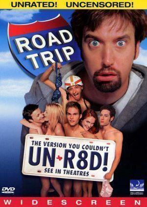 """Cartel de """"Road Trip. Viaje de Pirados"""" (""""Road Trip"""", 2000)"""