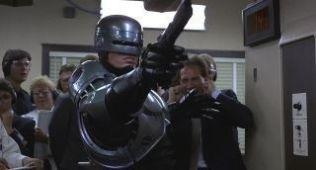 """""""Robocop"""", una película de escándalo"""