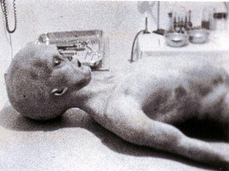Autopsia de un extraterrestre. Roswell (Nuevo México). Año 1947