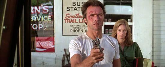 """Clint Eastwood en """"Ruta Suicida"""""""