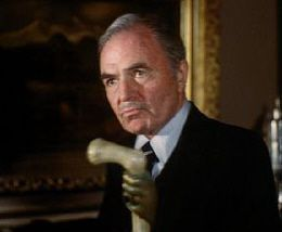 "James Mason en ""El Misterio de Salem's Lot"" (""Salem's Lot"", 1979)"